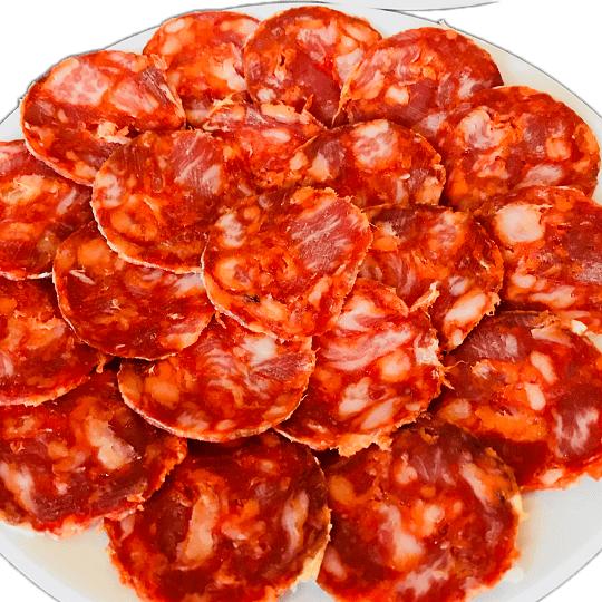 Chorizo de Bellota Pata Negra 100 gramos-2