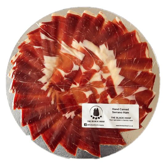 Hand Carved Serrano Ham